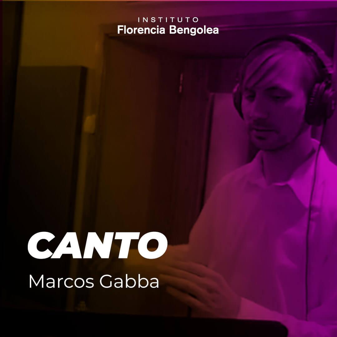 CANTO - Marcos Gabba