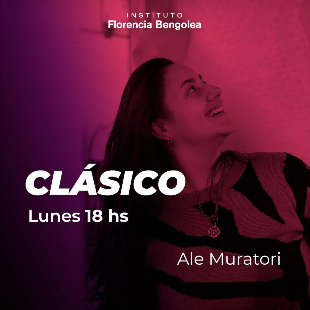 CLÁSICO - Ale Muratori
