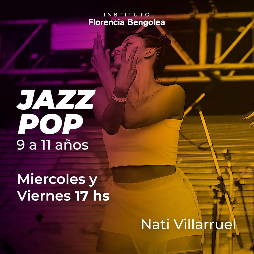 JAZZ POP - Naty Villarruel