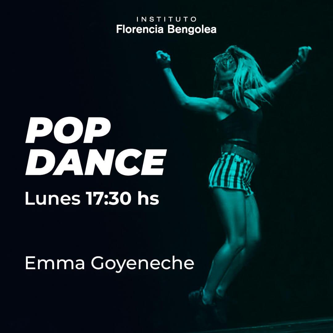 POP DANCE - Emma Goyeneche