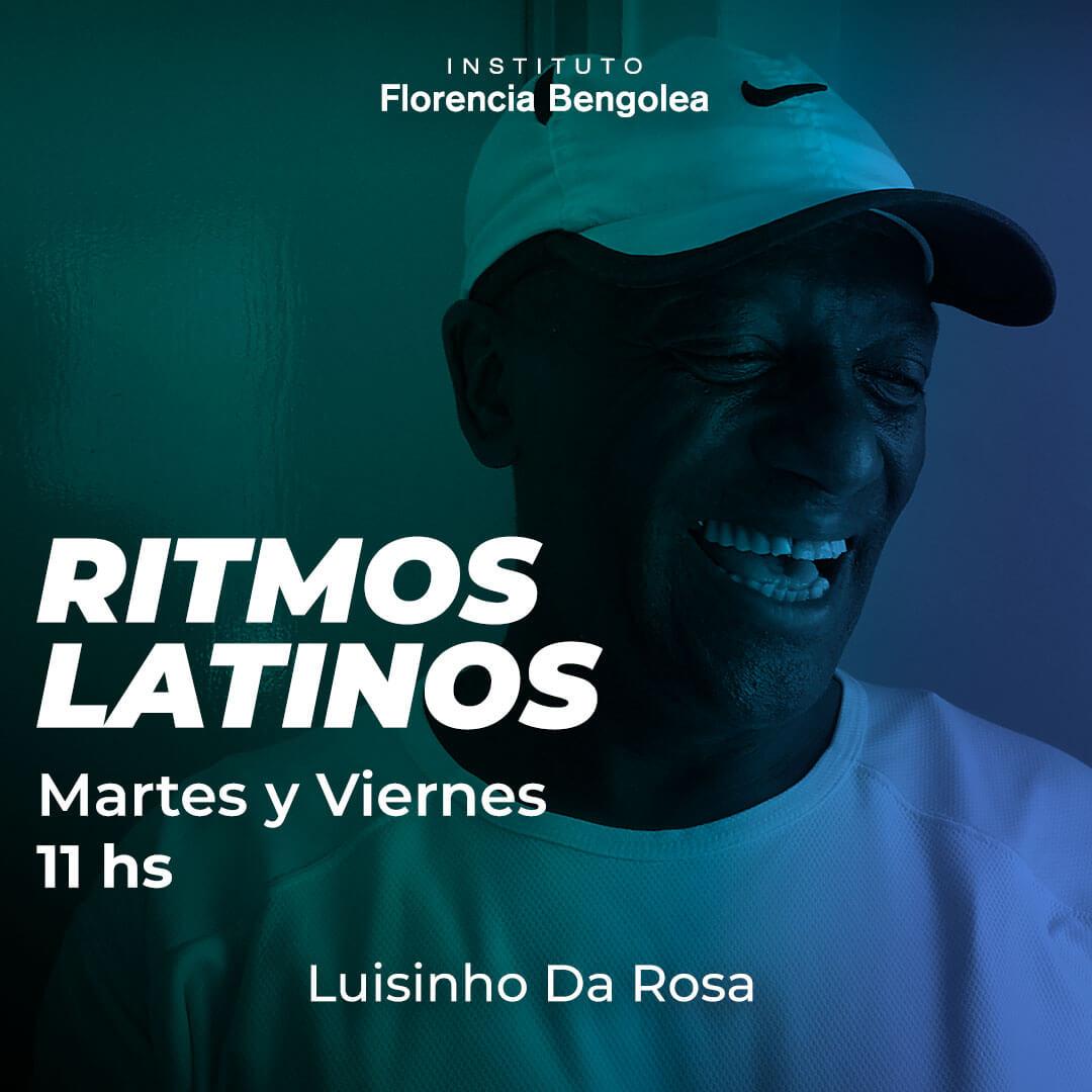 RITMOS LATINOS - Luis Da Rosa