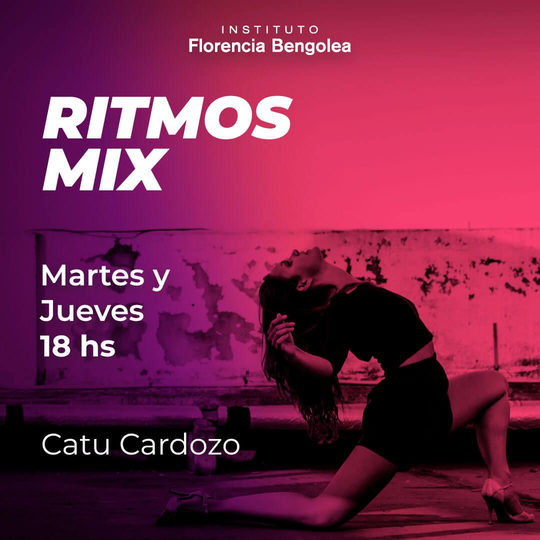 RITMOS MIX - Catu Cardozo