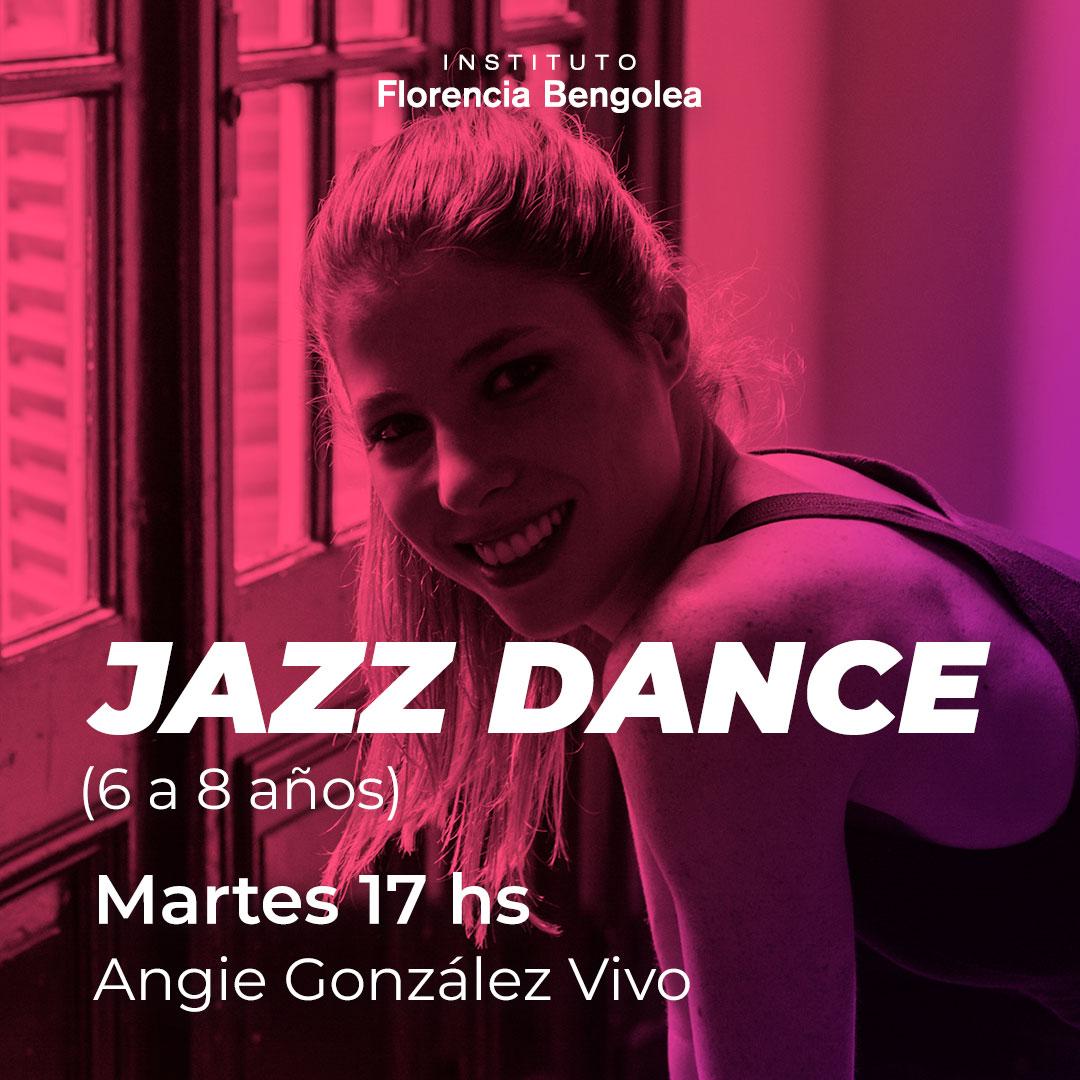 JAZZ DANCE - Angie Gonzalez Vivo
