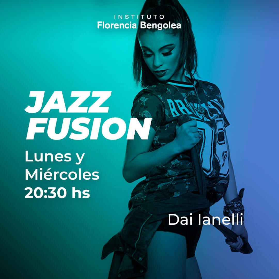 JAZZ FUSION - Dai Ianelli