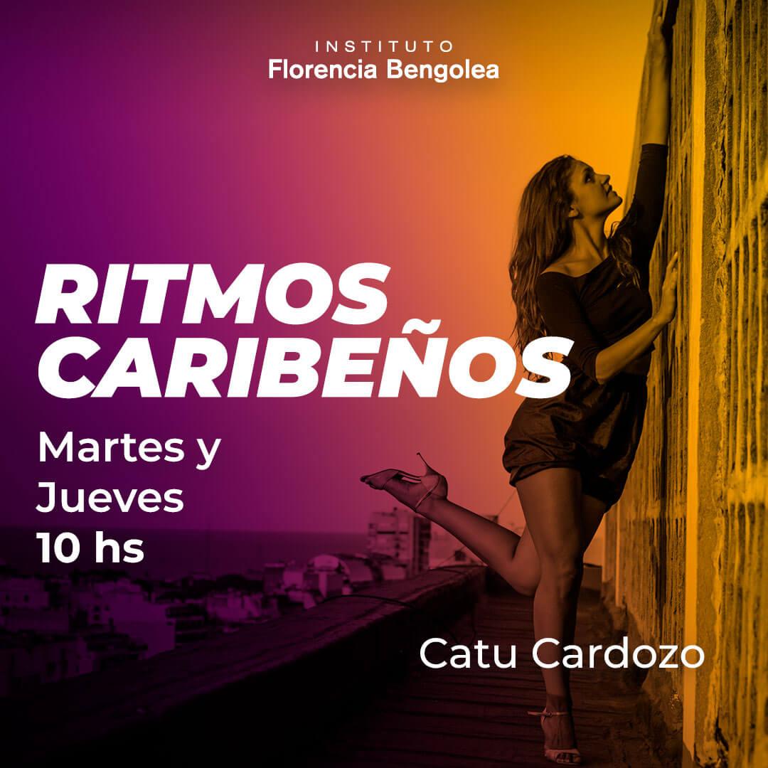 RITMOS CARIBEÑOS - Catu Cardozo
