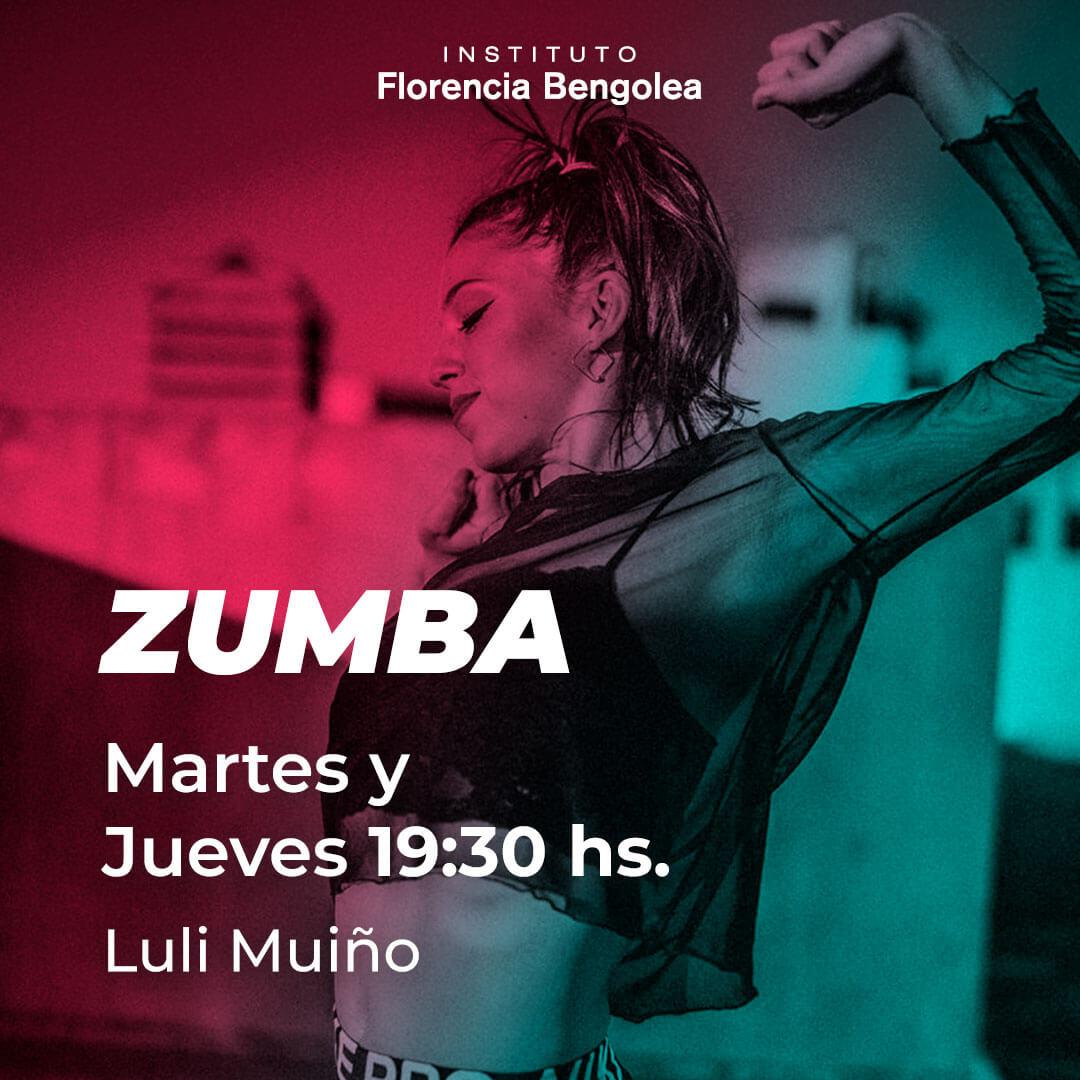 ZUMBA - Luli Muiño
